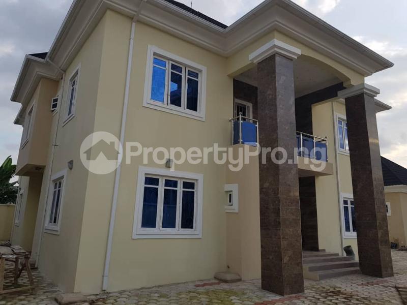 6 bedroom Detached Duplex House for sale Trans Eluku; Enugu Enugu - 2