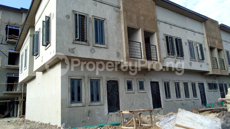 2 bedroom Terraced Duplex House for sale Alpha Beach Road Lekki Lagos - 1