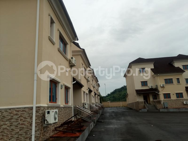 4 bedroom Terraced Duplex House for rent Katampe Extension  Katampe Ext Abuja - 1