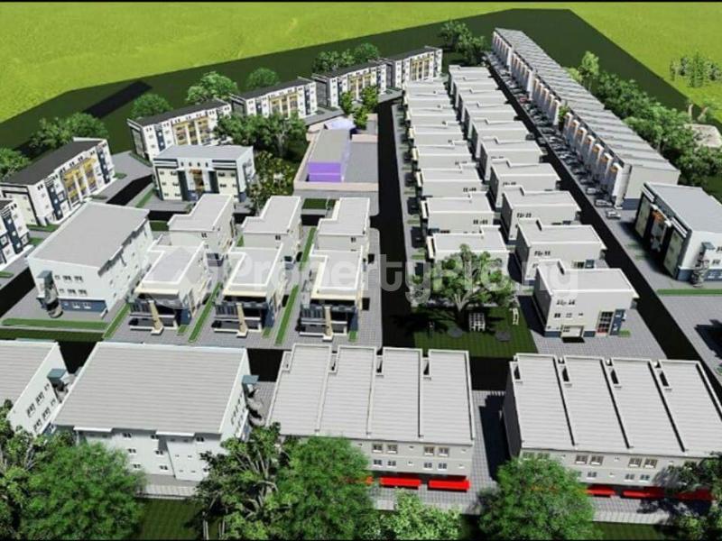 2 bedroom Flat / Apartment for sale Jabi - Airport Road, by Major Oil Filling Station  Nbora Abuja - 0