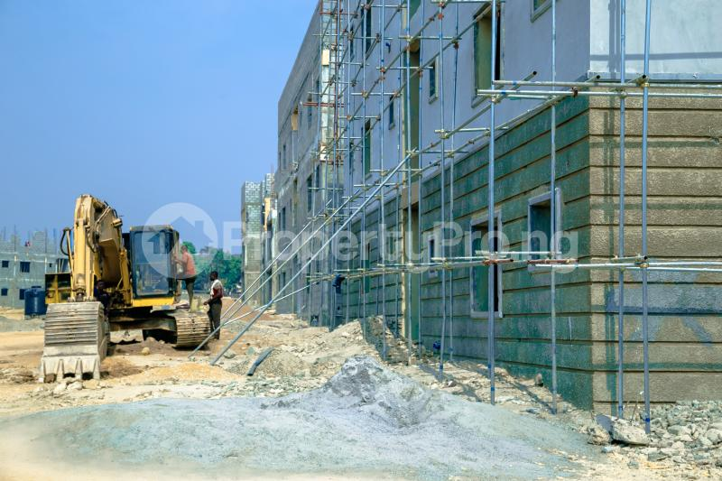 2 bedroom Flat / Apartment for sale Jabi - Airport Road, by Major Oil Filling Station  Nbora Abuja - 1
