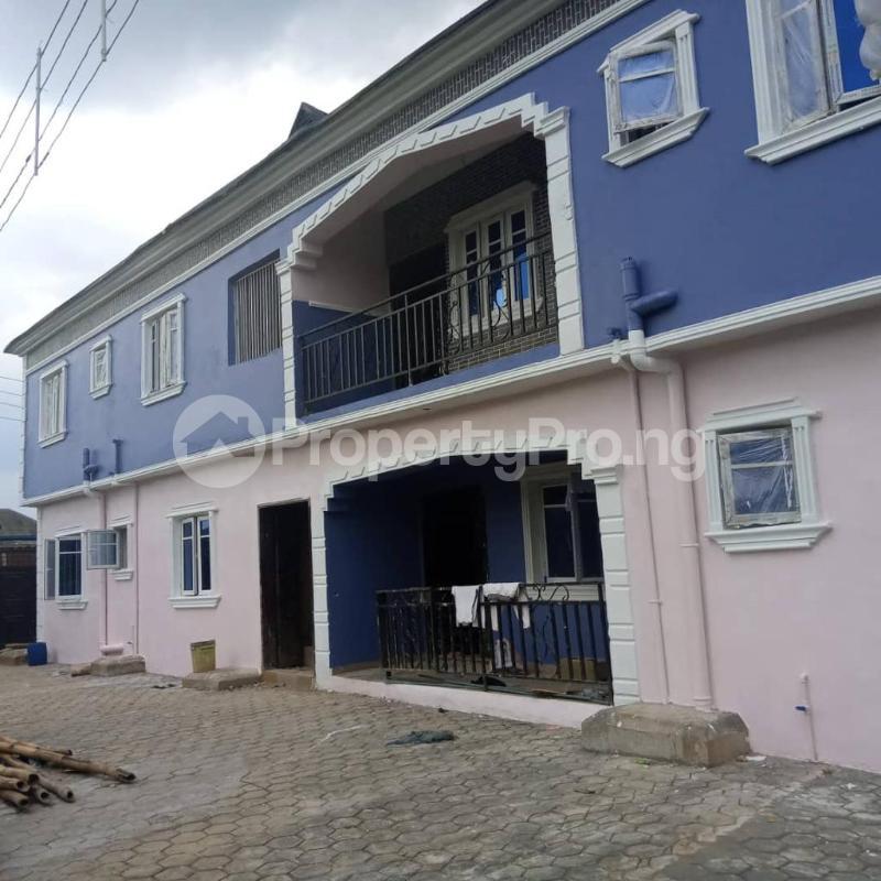 2 bedroom Blocks of Flats House for rent Close to alakuko Ojokoro Abule Egba Lagos - 1