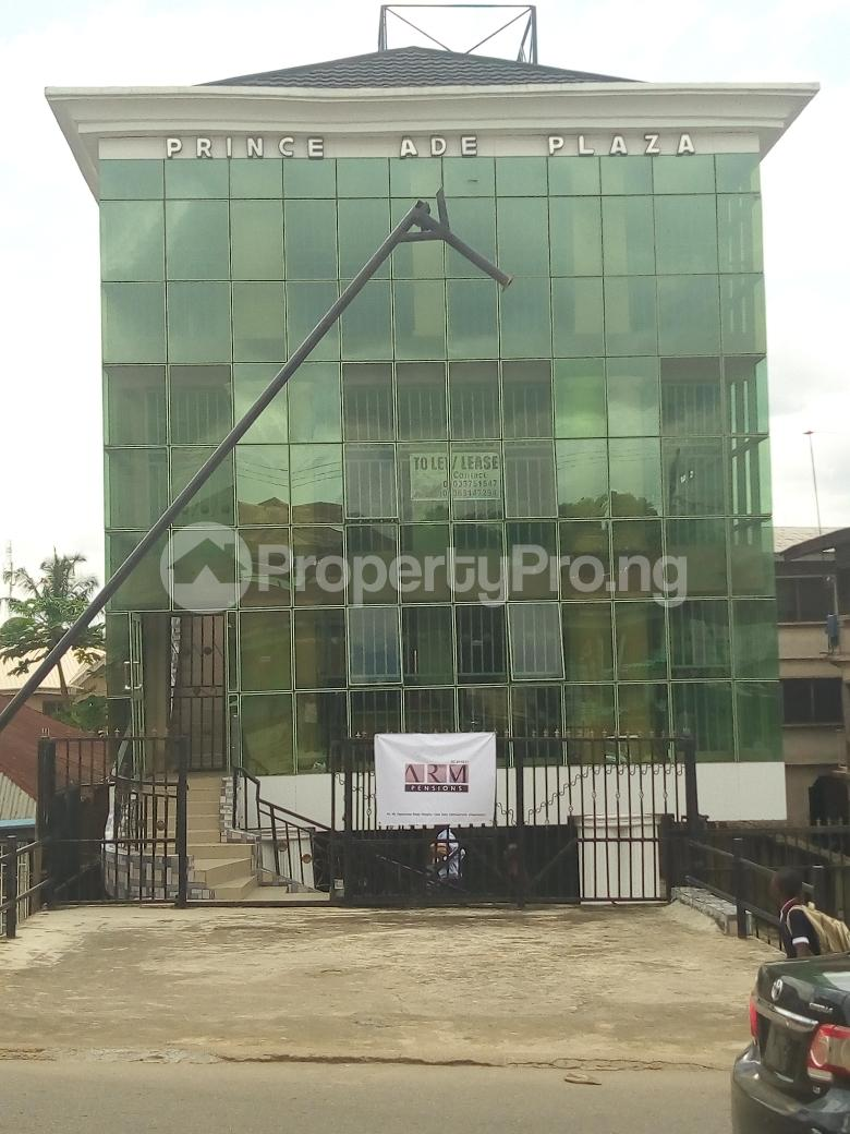 Office Space Commercial Property for rent 9b, Fagbwesa street, Osogbo Osogbo Osun - 0