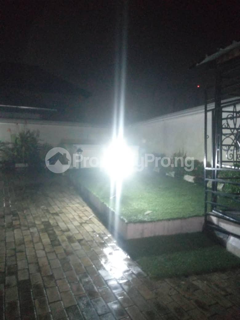 4 bedroom Detached Bungalow House for sale Nvigwe estate woji road  Ikwerre Port Harcourt Rivers - 0