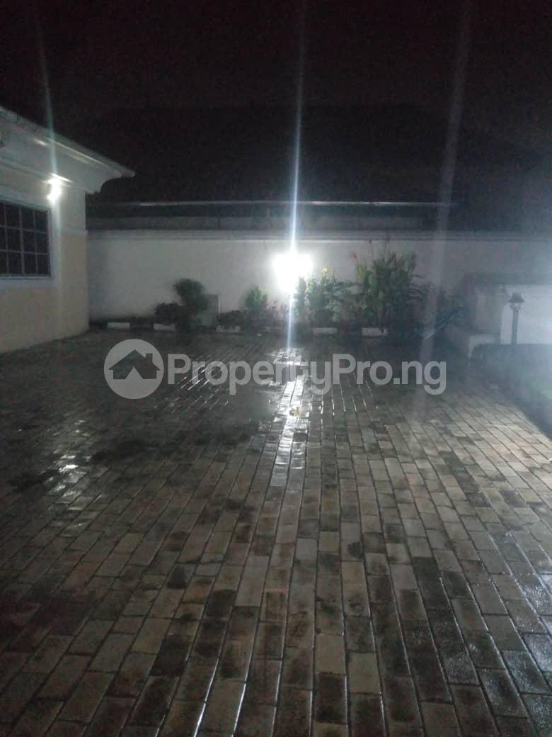 4 bedroom Detached Bungalow House for sale Nvigwe estate woji road  Ikwerre Port Harcourt Rivers - 1