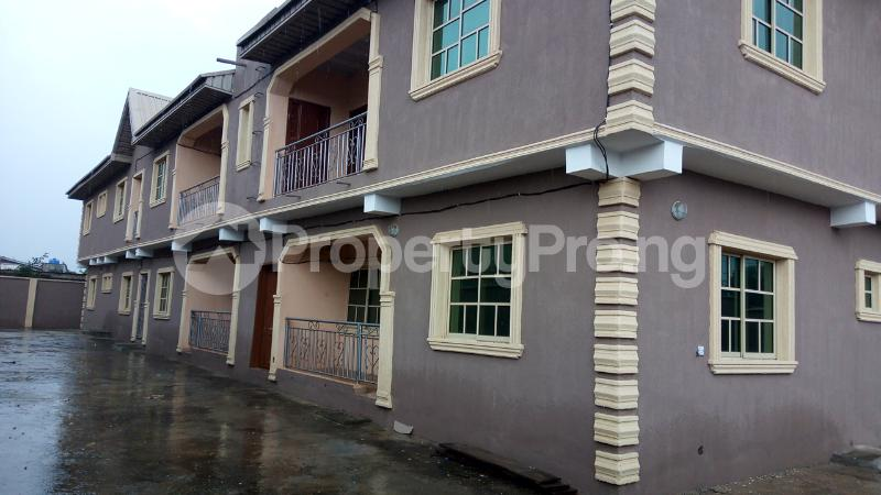 2 bedroom Blocks of Flats House for rent Off Ile epo bus stop Abule Egba Abule Egba Lagos - 14