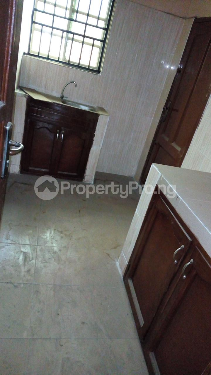 2 bedroom Blocks of Flats House for rent Off Ile epo bus stop Abule Egba Abule Egba Lagos - 1