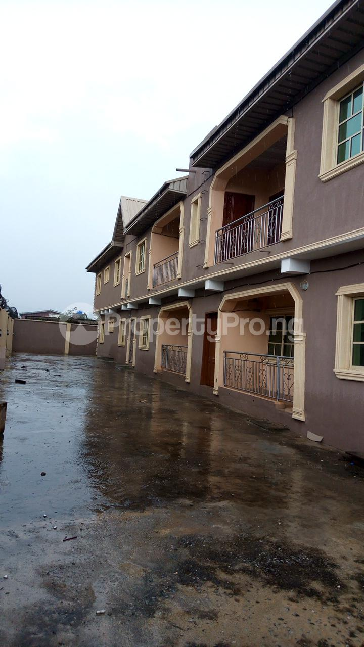 2 bedroom Blocks of Flats House for rent Off Ile epo bus stop Abule Egba Abule Egba Lagos - 12