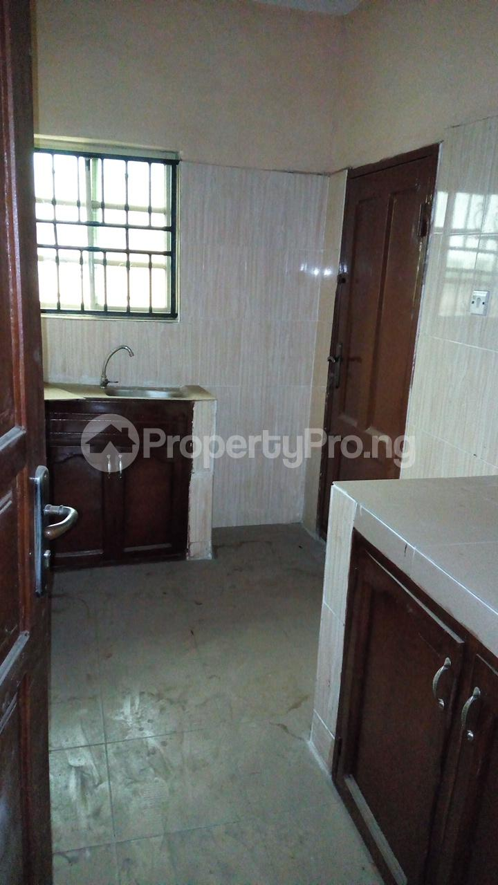 2 bedroom Blocks of Flats House for rent Off Ile epo bus stop Abule Egba Abule Egba Lagos - 2