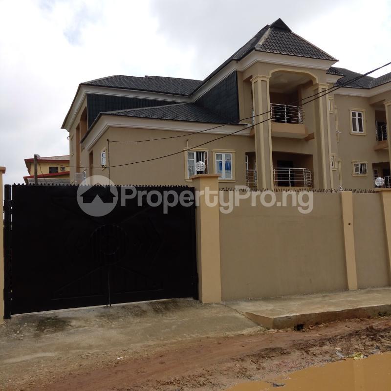 3 bedroom Flat / Apartment for rent Off Ago palace way Ago palace Okota Lagos - 0