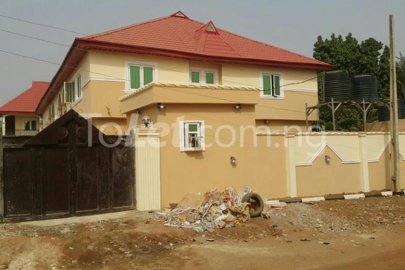 3 bedroom Flat / Apartment for rent Akintan Abule Egba Abule Egba Lagos - 1