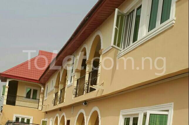 3 bedroom Flat / Apartment for rent Akintan Abule Egba Abule Egba Lagos - 0