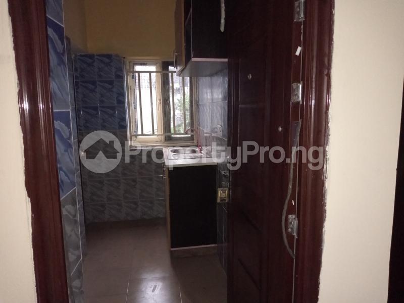 1 bedroom mini flat  Mini flat Flat / Apartment for rent New Layout Eliozu Eliozu Port Harcourt Rivers - 8