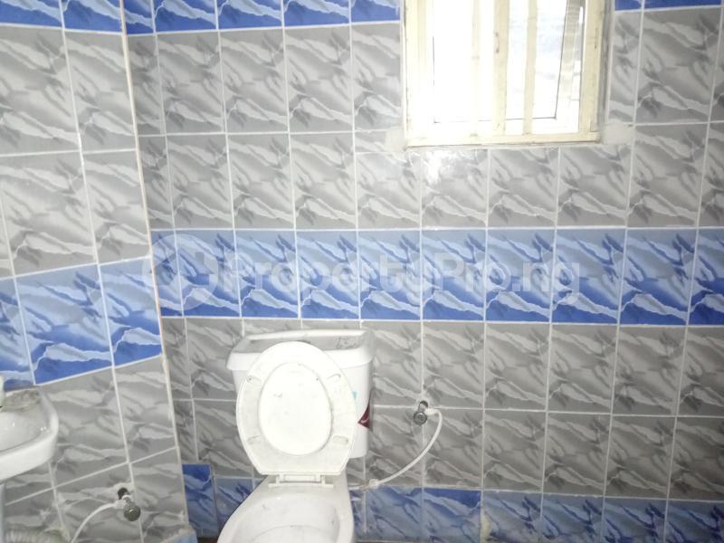 1 bedroom mini flat  Mini flat Flat / Apartment for rent New Layout Eliozu Eliozu Port Harcourt Rivers - 2