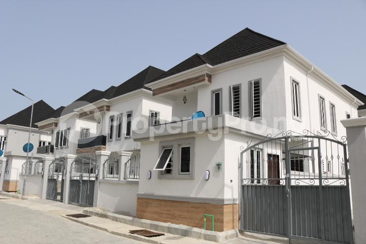 4 bedroom Detached Duplex House for sale Orchid Estate, By Chevron Lekki Lagos - 1