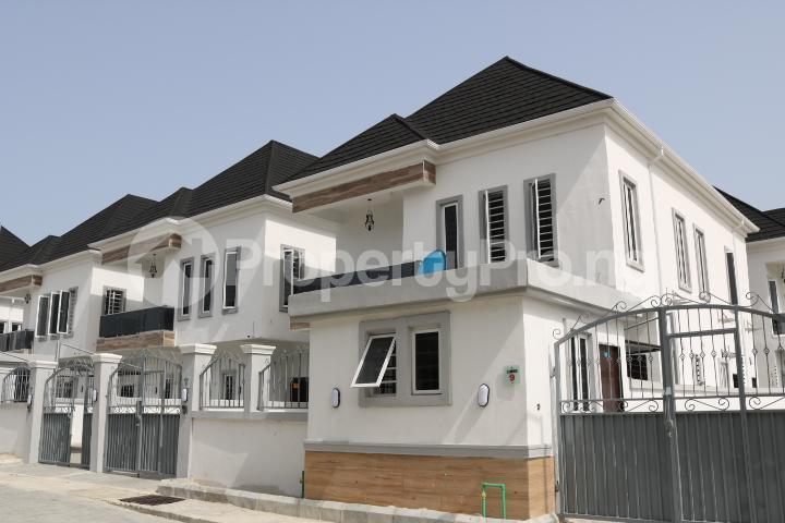4 bedroom Detached Duplex House for sale Orchid Estate, By Chevron Lekki Lagos - 2