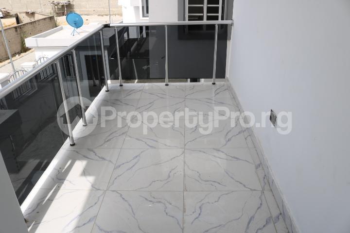 4 bedroom Detached Duplex House for sale Orchid Estate, By Chevron Lekki Lagos - 44