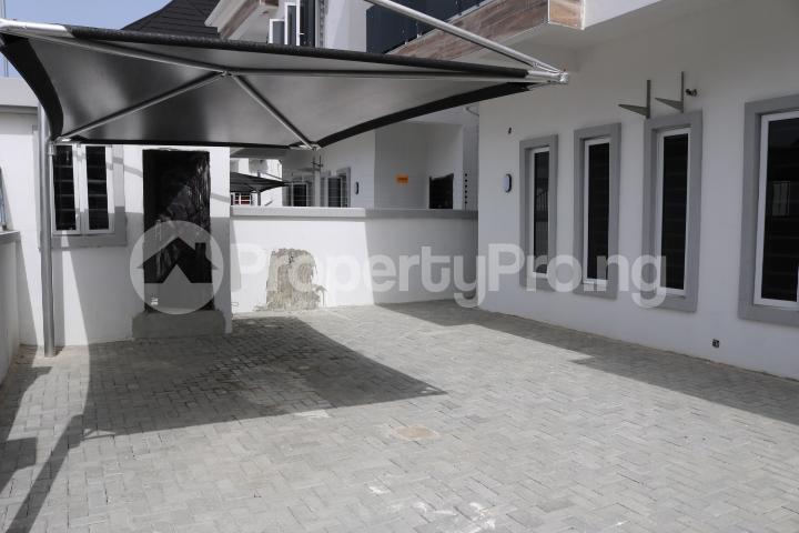 4 bedroom Detached Duplex House for sale Orchid Estate, By Chevron Lekki Lagos - 4