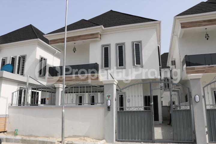 4 bedroom Detached Duplex House for sale Orchid Estate, By Chevron Lekki Lagos - 0