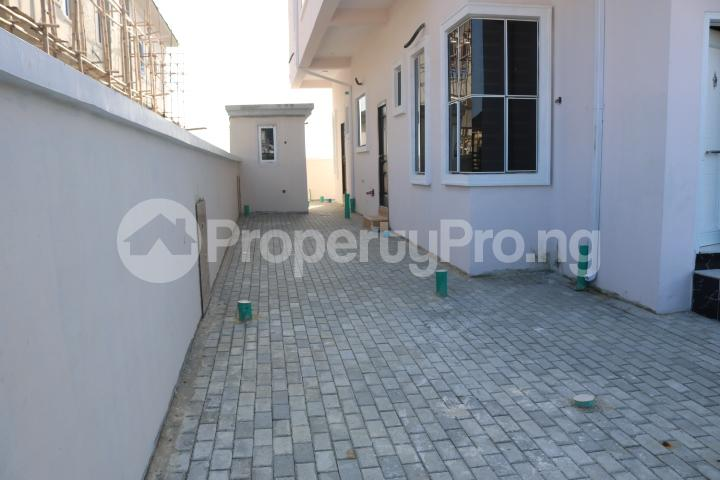 4 bedroom Semi Detached Duplex House for sale Chevron Lekki Lagos - 3