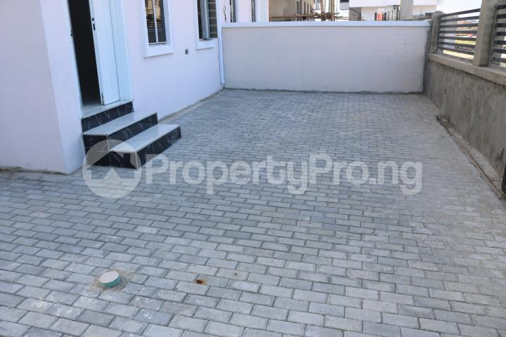 4 bedroom Semi Detached Duplex House for sale Chevron Lekki Lagos - 4
