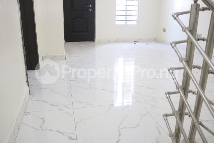 4 bedroom Semi Detached Duplex House for sale Chevron Lekki Lagos - 26