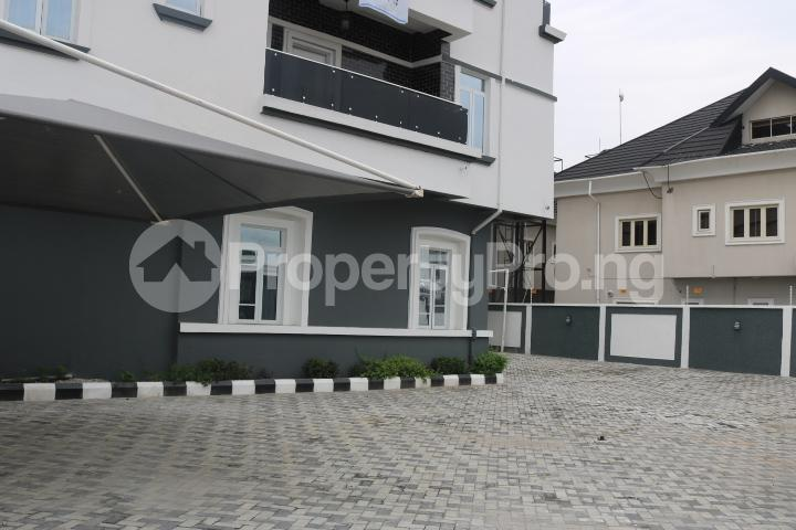 3 bedroom Terraced Duplex House for rent Oniru ONIRU Victoria Island Lagos - 66