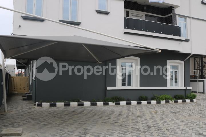 3 bedroom Terraced Duplex House for rent Oniru ONIRU Victoria Island Lagos - 12