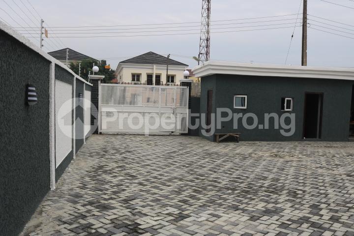 3 bedroom Terraced Duplex House for rent Oniru ONIRU Victoria Island Lagos - 65