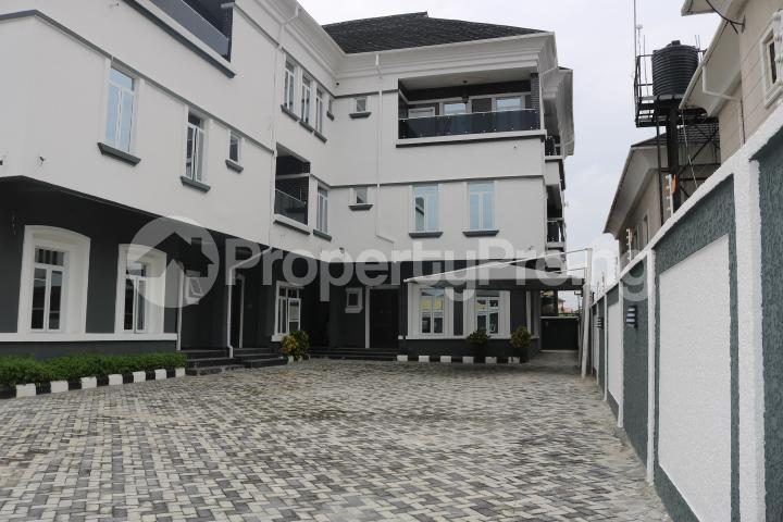 3 bedroom Terraced Duplex House for rent Oniru ONIRU Victoria Island Lagos - 63