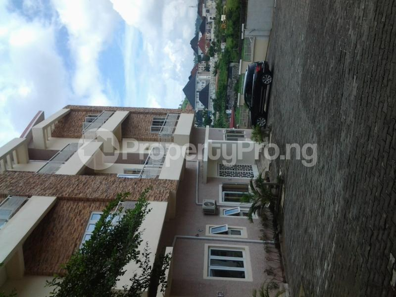 4 bedroom Terraced Duplex House for rent Near Coza, Guzape, Abuja Guzape Abuja - 4