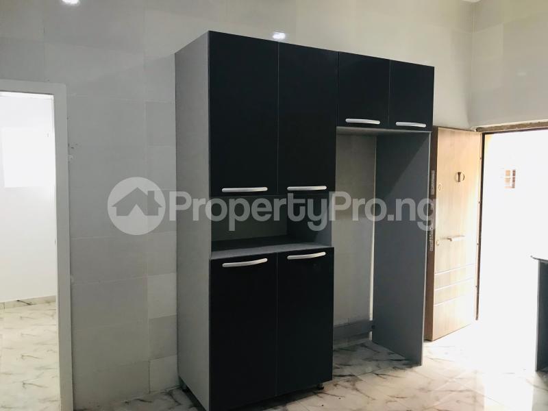 4 bedroom Semi Detached Duplex House for rent Ologolo Ologolo Lekki Lagos - 10
