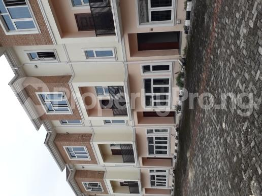 4 bedroom Terraced Duplex House for rent off circle mall road,  Osapa london Lekki Lagos - 8