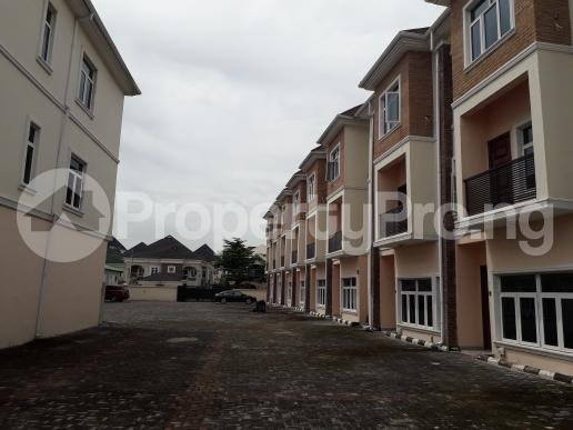 4 bedroom Terraced Duplex House for rent off circle mall road,  Osapa london Lekki Lagos - 12