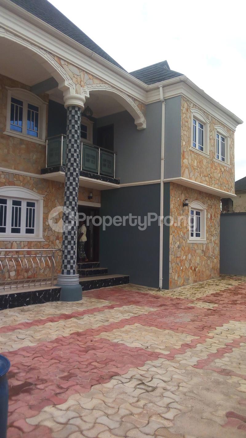 9 bedroom Flat / Apartment for sale N0 3 Badmus Close  Alakia Ibadan Oyo - 1