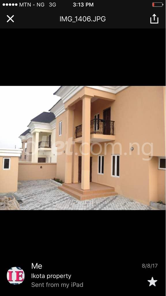 5 bedroom House for sale Mega chicken  Ikota Lekki Lagos - 0