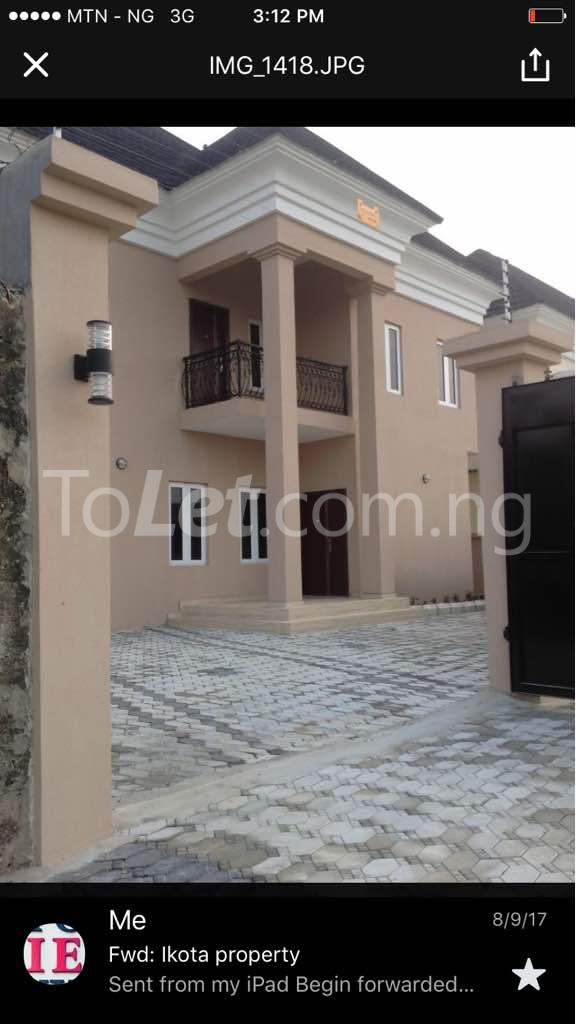 5 bedroom House for sale Mega chicken  Ikota Lekki Lagos - 4