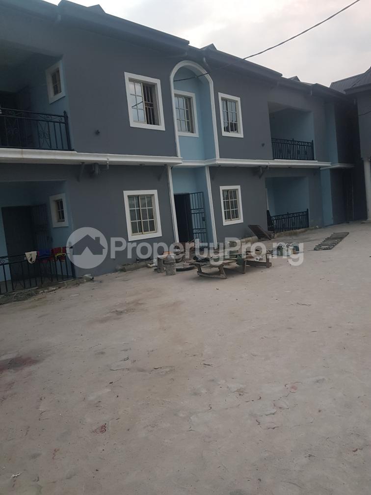 3 bedroom Mini flat Flat / Apartment for rent Peter odili road  Trans Amadi Port Harcourt Rivers - 1