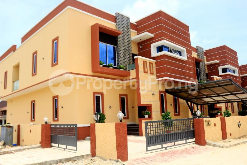 5 bedroom Detached Duplex House for sale Buene Vista Estate, Chevron Toll Gate, By Orchid Hotel Road, Lekki, Lagos. chevron Lekki Lagos - 0