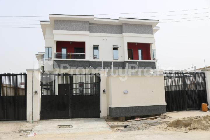 4 bedroom Semi Detached Duplex House for sale Orchid Estate, By Chevron Lekki Lagos - 1