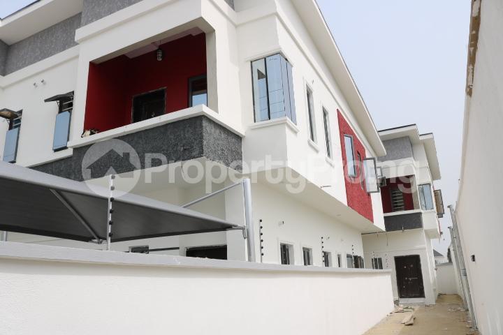 4 bedroom Semi Detached Duplex House for sale Orchid Estate, By Chevron Lekki Lagos - 41
