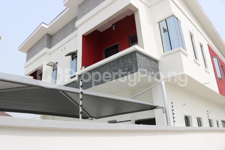 4 bedroom Semi Detached Duplex House for sale Orchid Estate, By Chevron Lekki Lagos - 3