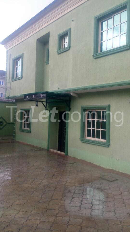 2 Bedroom Flat Apartment For Rent Ajao Estate Isolo Lagos