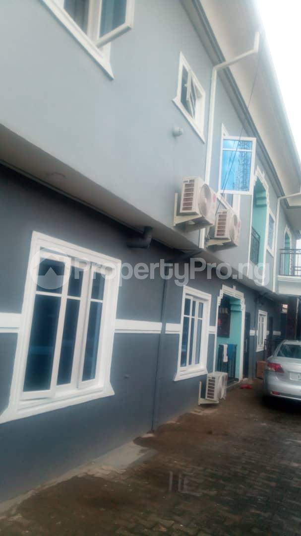 2 bedroom House for rent Ire Akari Estate Isolo. Lagos Mainland  Ire Akari Isolo Lagos - 0