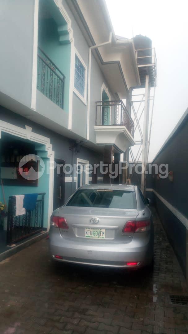 2 bedroom House for rent Ire Akari Estate Isolo. Lagos Mainland  Ire Akari Isolo Lagos - 9