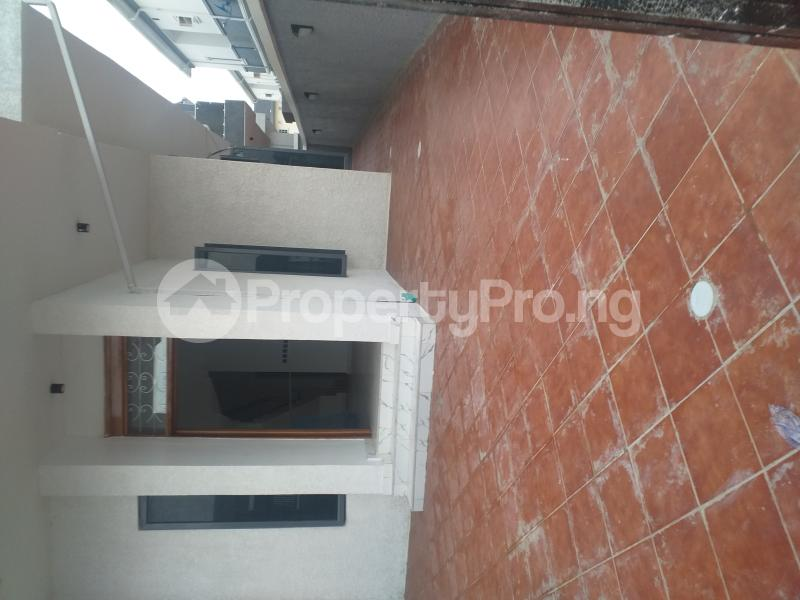 4 bedroom Semi Detached Duplex House for sale Chevron Alternative road Chevron lekki Lagos  chevron Lekki Lagos - 2