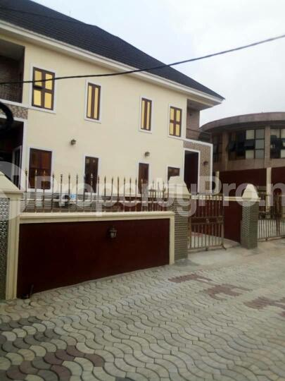 4 bedroom House for sale Ajao Estate Isolo. Lagos Mainland Ajao Estate Isolo Lagos - 4