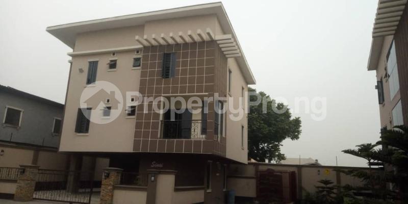 4 bedroom Detached Duplex House for sale Ogudu GRA Ogudu Lagos - 6