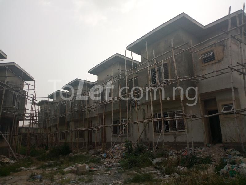 4 bedroom House for sale - Alaka Estate Surulere Lagos - 1