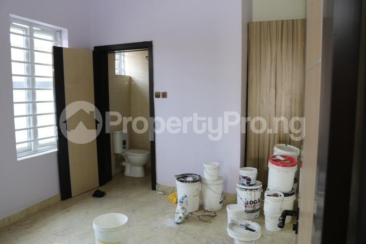 4 bedroom Semi Detached Duplex House for sale Canal West Estate Osapa london Lekki Lagos - 23